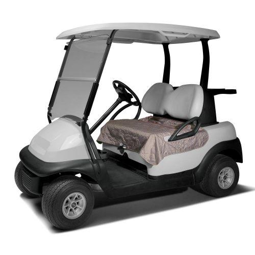 Fairway Golf Cart Seat Blanket, Houndstooth