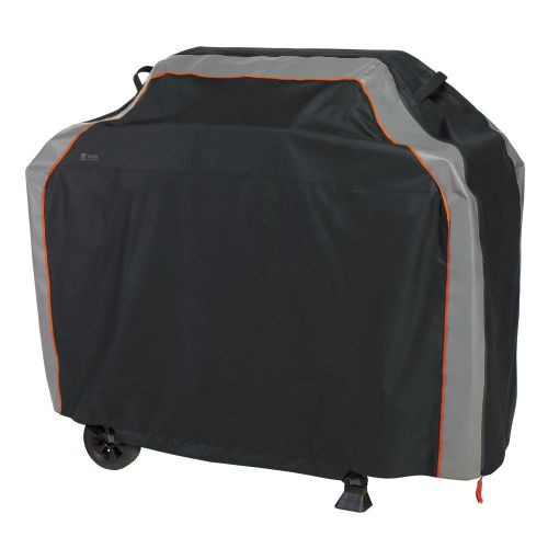 SideSlider Water-Resistant BBQ Grill Cover
