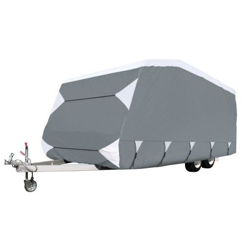 Over Drive PolyPRO3 Deluxe Caravan Cover, Fits 18' - 20' Trailers