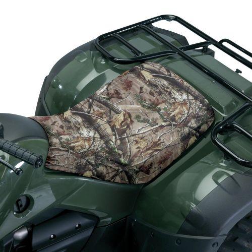 QuadGear ATV Seat Cover, Camo