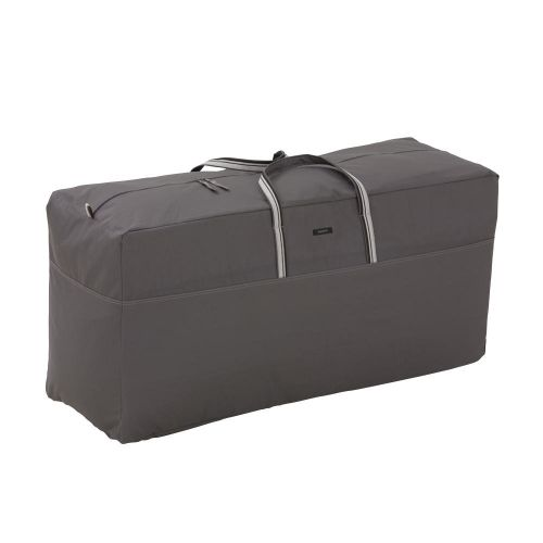 Ravenna Water-Resistant 45.5 Inch Patio Cushion and Cover Storage Bag