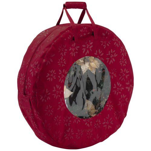 Seasons 35 Inch Wreath Storage Bag