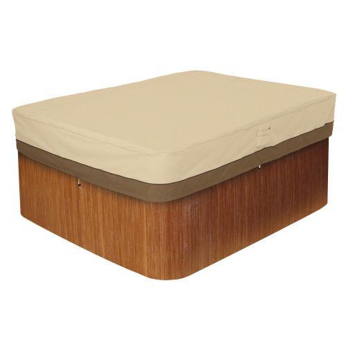 Veranda Water-Resistant 94 Inch Rectangular Hot Tub Cover