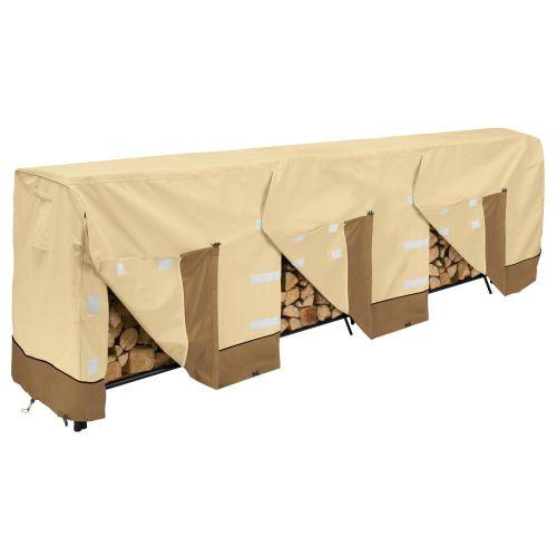 Veranda Water-Resistant Log Rack Cover