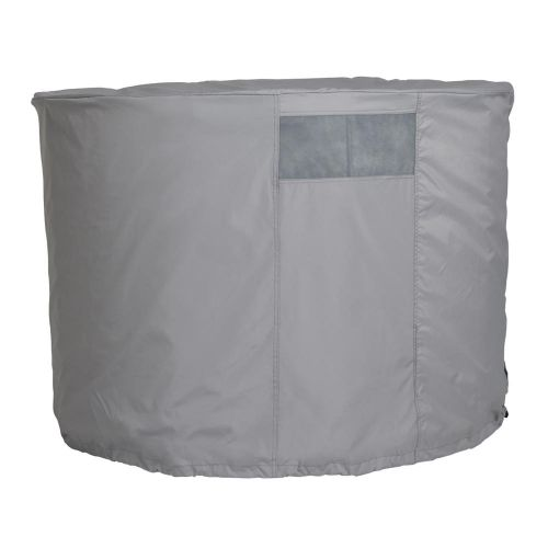 """Round Evaporative Cooler Cover, 45"""" DIA x 32"""" H (Model 0)"""