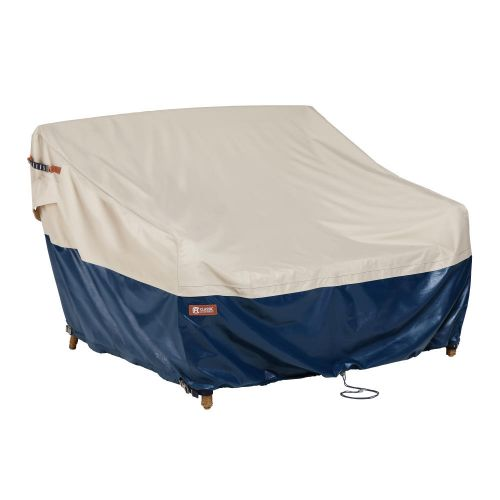 Mainland Water-Resistant 88 Inch Patio Deep Loveseat Cover