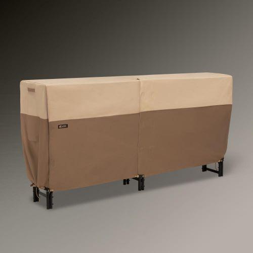 Veranda's Best Waterproof Log Rack Cover, 96 x 24 x 42 Inch