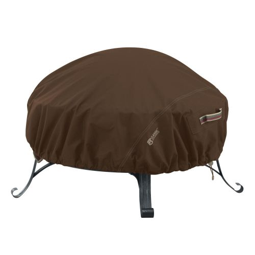 Madrona Waterproof Round Fire Pit Cover