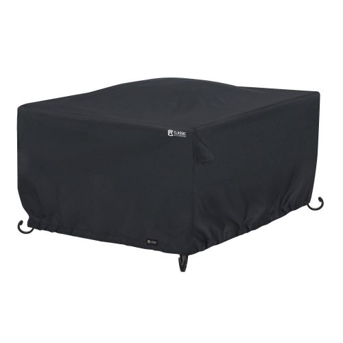 Water-Resistant Square Fire Pit Table Cover