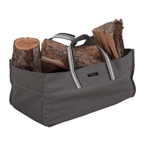 Ravenna Water-Resistant 24 Inch Log Carrier