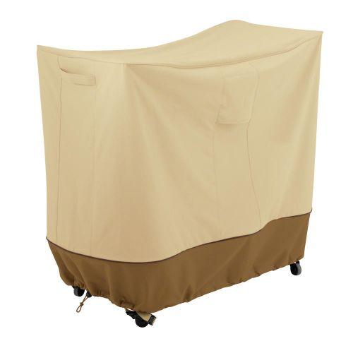 Veranda Water-Resistant Bar Cart Cover