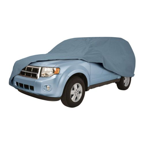 Over Drive PolyPRO 1 Full-Size SUV and Pickup Cover, Fits SUVs and pickups 19' - 22' L