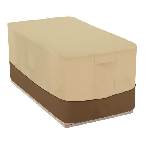 Veranda Water-Resistant 55 Inch Patio Deck Box Cover