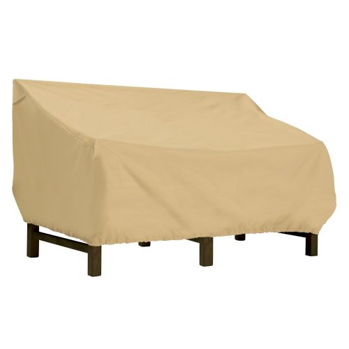 Terrazzo Water-Resistant 104 Inch Deep Seated Patio Loveseat Cover