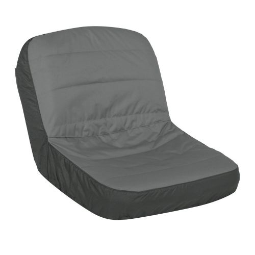 """Deluxe Tractor Seat Cover, Fits Seats 16.5""""  - 18"""" H, Large"""