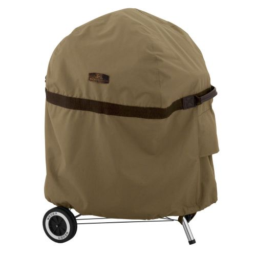 Hickory Water-Resistant Kettle BBQ Grill Cover