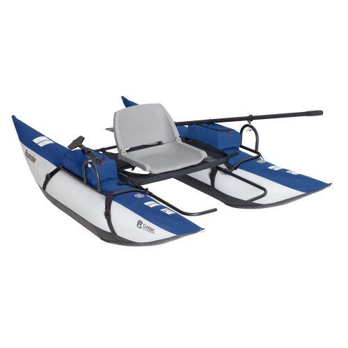 Roanoke Pontoon Boat
