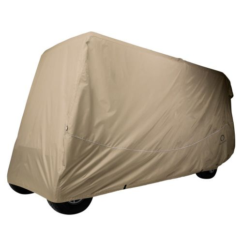 Fairway Extra Long Roof 6-Person Golf Cart Quick-Fit Cover