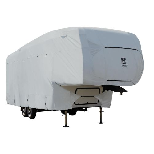Over Drive PermaPRO Extra Tall 5th Wheel Trailer Cover, Fits 33' - 37' RVs