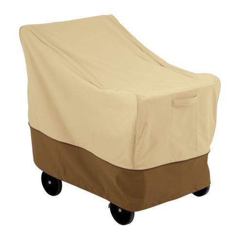 Veranda Water-Resistant 30 Inch Single Handle Bar Cart Cover