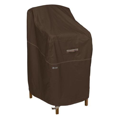 Madrona Waterproof Patio Bar Chair Cover, 26 x 28 x 48 Inch