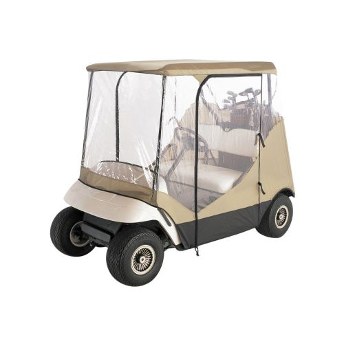 Fairway 2-Person Travel 4-Sided Golf Cart Enclosure