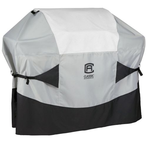 SkyShield Water-Resistant 70 Inch BBQ Grill Cover