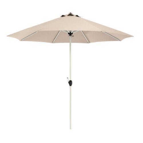 Montlake Fadesafe 9' Round Aluminum Patio Umbrella