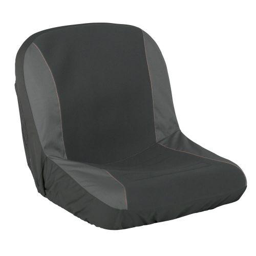 "Neoprene Paneled Tractor Seat Cover, Fits Seats 14""  - 16.5"" H, Medium"