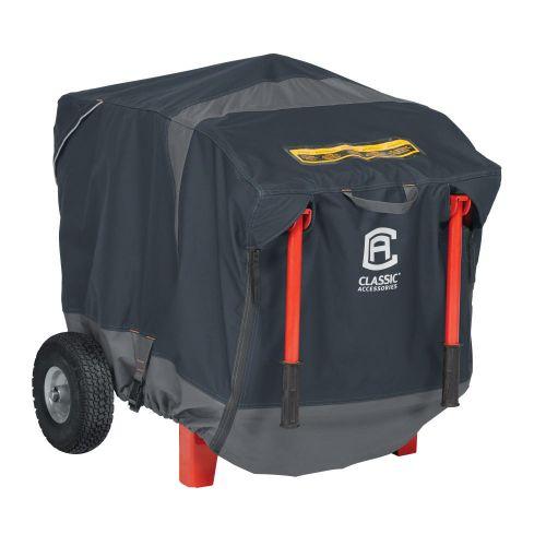 StormPro Waterproof 33.5 Inch 7,000 Watt Heavy-Duty Generator Cover