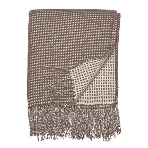 Indoor/Outdoor Reversible Throw Blanket, 66 x 59 Inch