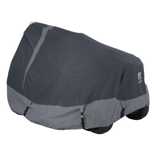 StormPro Waterproof Heavy-Duty Tractor Cover, Fits tractors with decks up to 54 in