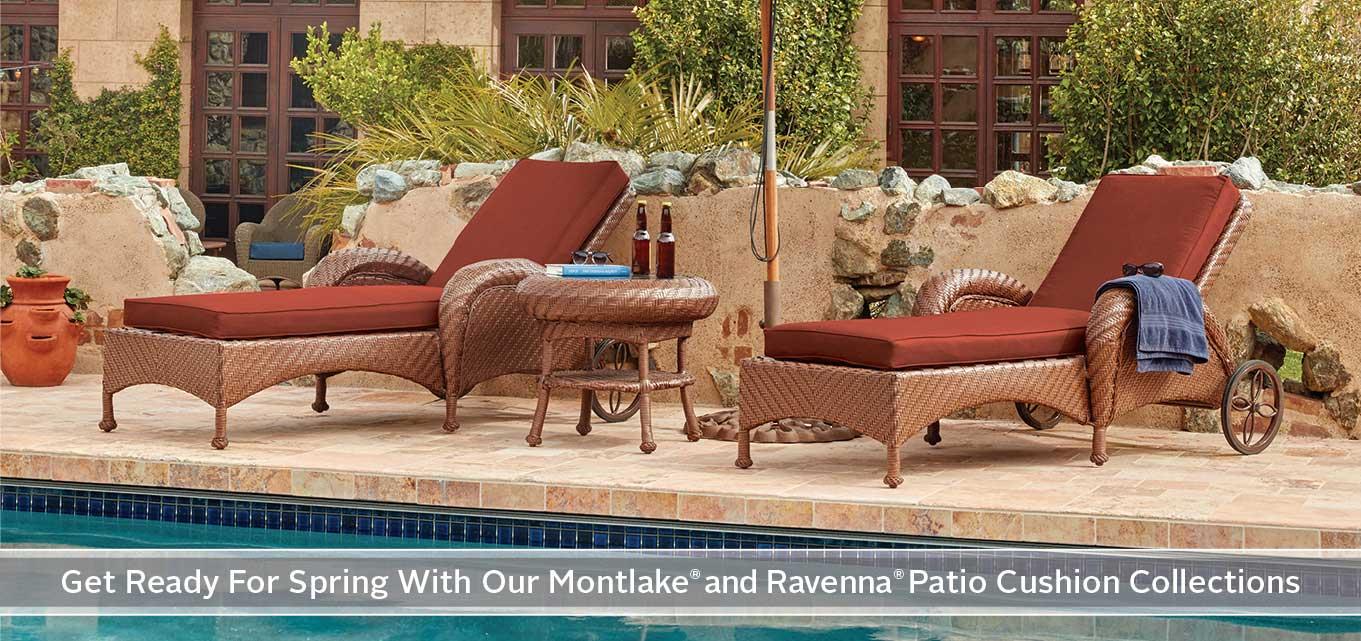 Montlake Cushion Collection
