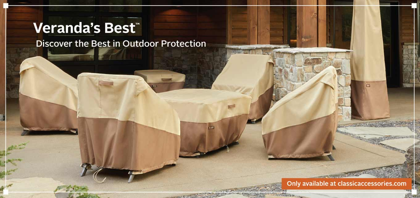 Classic Accessories - Patio & Grill Covers - Outdoor Living
